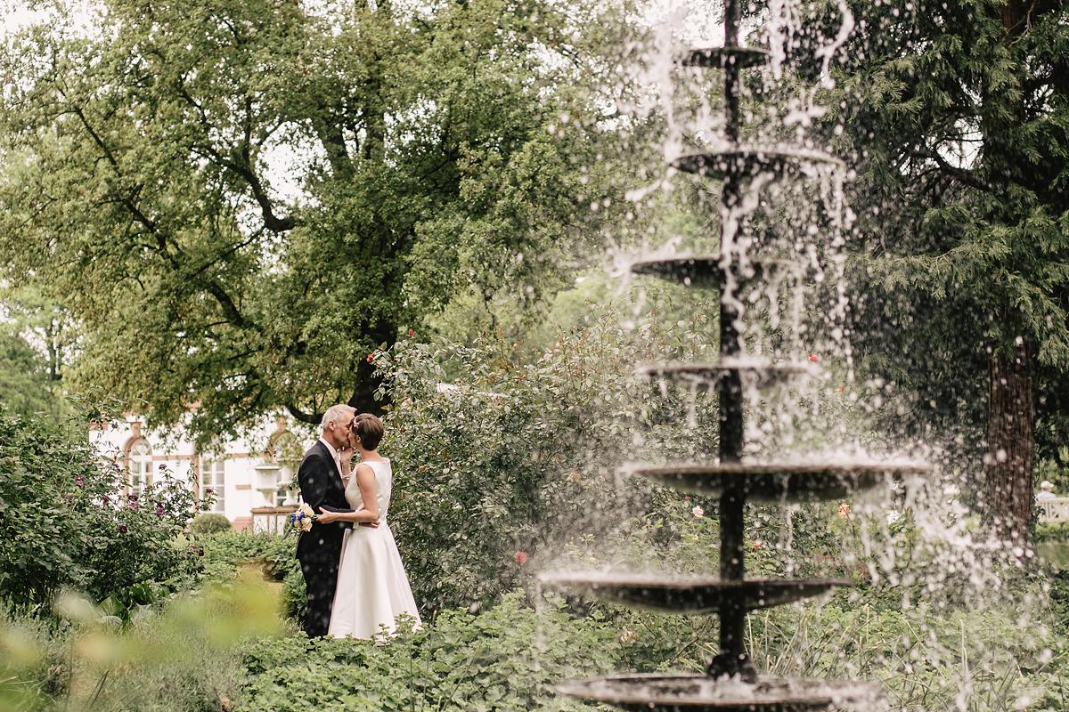 Hochzeitsfotograf Palmengarten Frankfurt