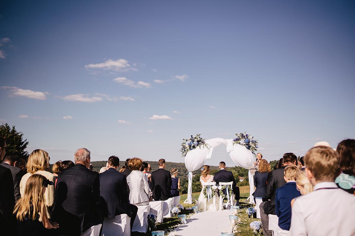 Hochzeitsfotograf Odenwald freie Trauung