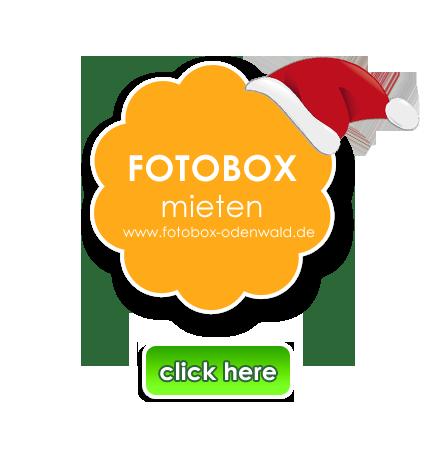 Fotobox-Vermietung für Weihnachstfeiern