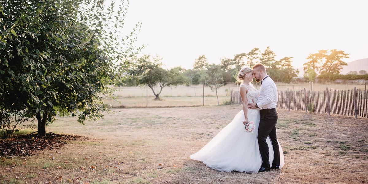 Hochzeit auf dem Sandhof