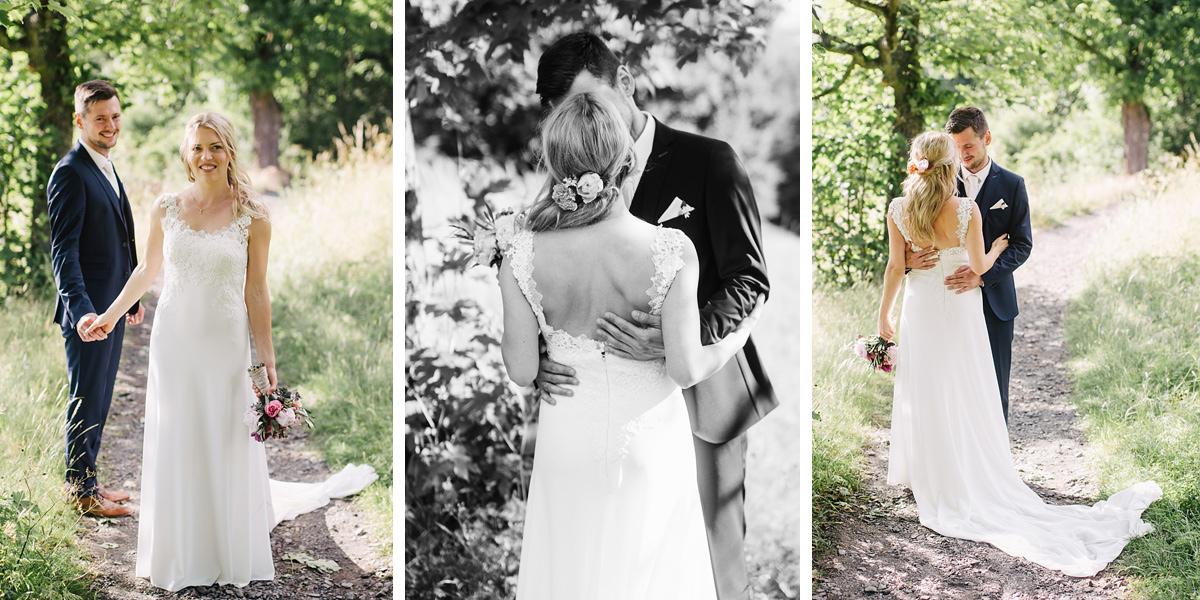 Hochzeitsfotos im vintage Style
