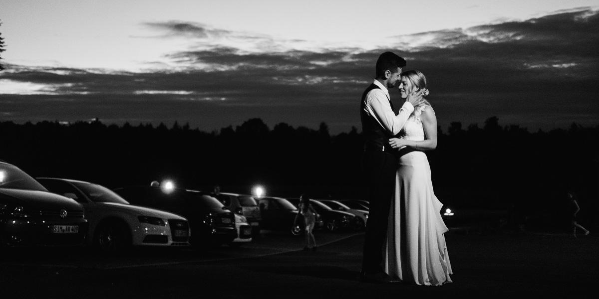 Kreative Hochzeitsfotos an jeder Location